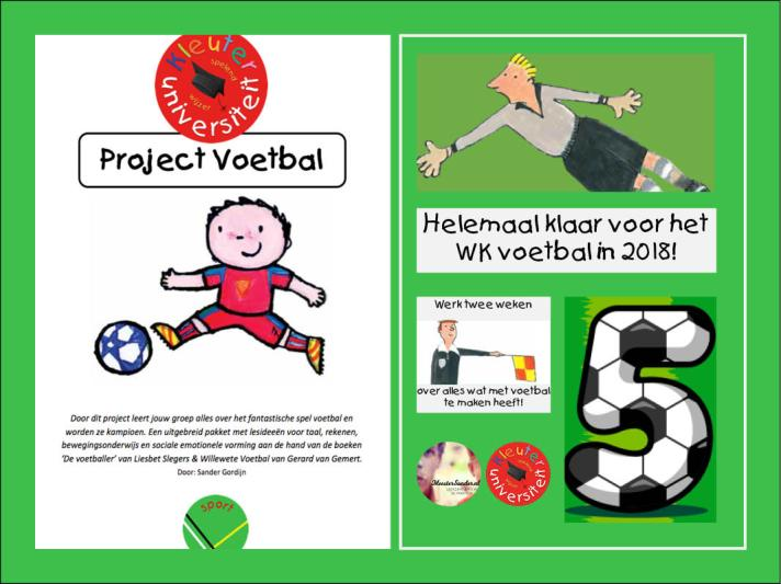 Facebook LayOut Social posts - voetbal