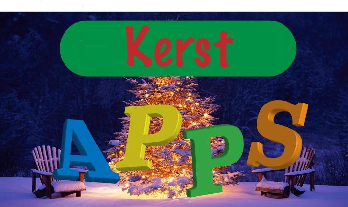 App thema kerst